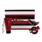 Marc Jacobs Dot Coffret:EDP Spray 100ml/3.4oz + Body Lotion 150ml/5.1oz + EDP Rollerball 10ml/0.33oz