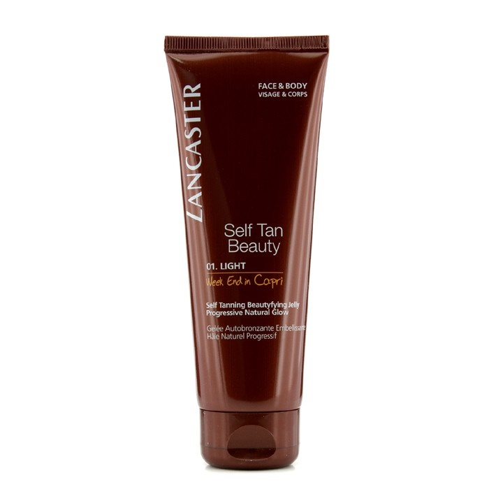 Lancaster Self Tanning Beautifying Jelly For Face & Body (Week End in Capri)