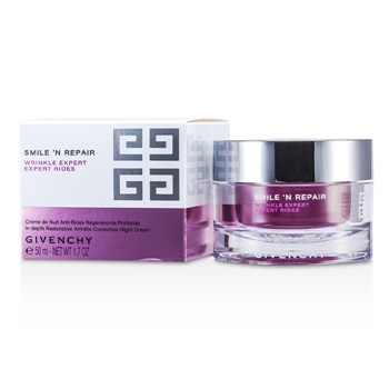 Givenchy Smile'N Repair Wrinkle Expert In-depth Restorative Wrinkle Correction Night Cream