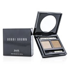 Bobbi Brown Brow Kit - # 01 Cement/ Birch