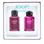 Joop Homme Coffret: EDT Spray 75ml/ 2.5oz + After Shave Splash 75ml/2.5oz