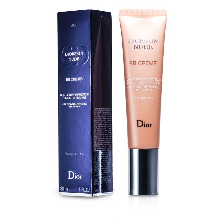 Christian Dior Diorskin Nude Tan BB Creme Healthy Glow