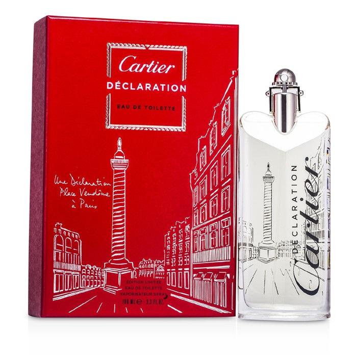 e7c57f6d275 NEW Cartier Declaration EDT Spray (Limited Edition) 3.3oz Mens Men s ...