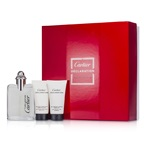 Cartier Declaration Coffret: EDT Spray 50ml/1.6oz + All Over Shampoo 30ml/1oz + After Shave Emulsion 30ml/1oz