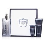 Cartier Declaration d'un Soir Coffret: EDT Spray 100ml/3.3oz + Shower Gel 100ml/3.3oz + After Shave Emulsion 30ml/1oz