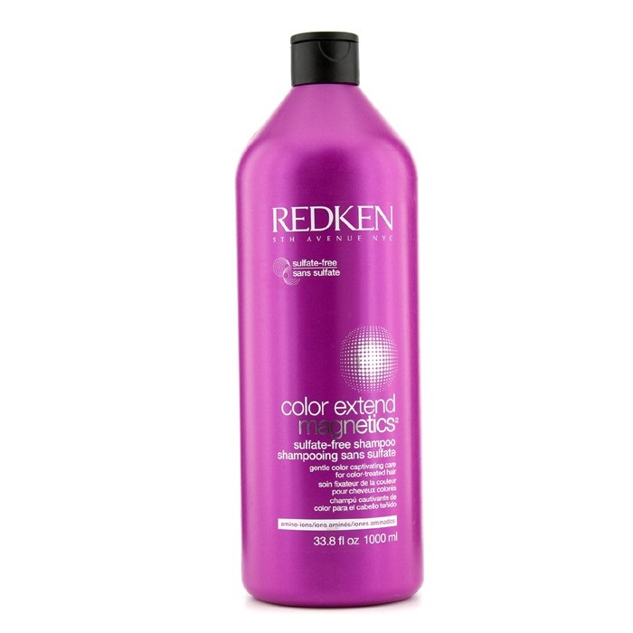New Redken Color Extend Magnetics Sulfate Free Shampoo For Color