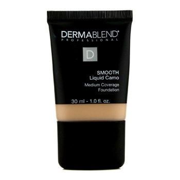 Dermablend Smooth Liquid Camo Foundation (Medium Coverage) - Camel