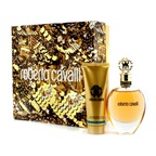 Roberto Cavalli Roberto Cavalli (New) Coffret: EDP Spray 75ml/2.5oz + Body Lotion 75ml/2.5oz