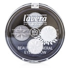 Lavera Beautiful Mineral Eyeshadow Quattro - # 01 Smoky Grey