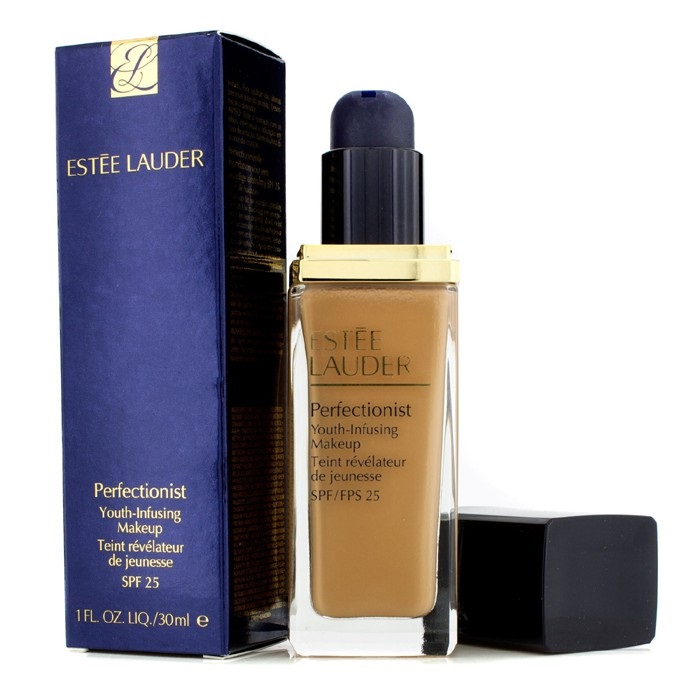 Mehndi Makeup Review : Estee lauder perfectionist youth infusing makeup spf