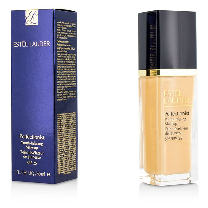 Estee Lauder Perfectionist Youth Infusing Makeup SPF25 - # 3W1Tawny. Loading zoom