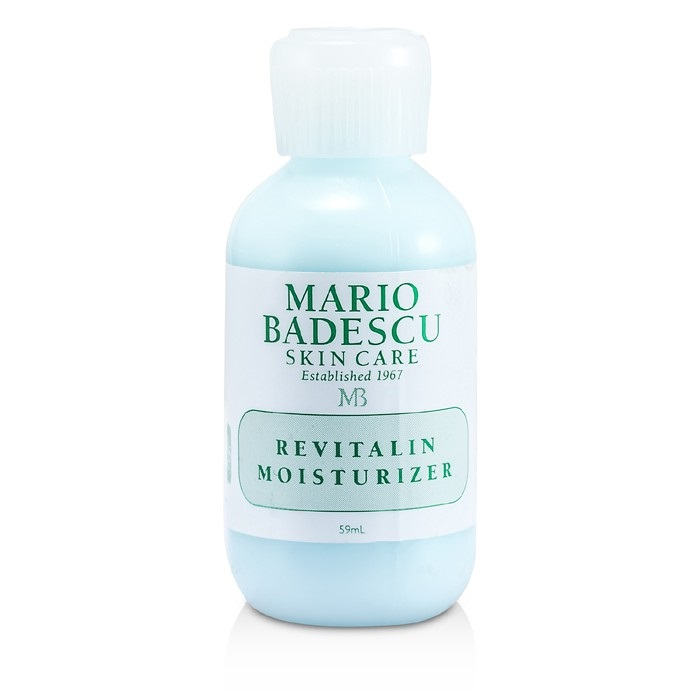 Mario Badescu - Revitalin Day Cream - For Dry/ Sensitive Skin Types -29ml/1oz By Nature Seaweed & Aloe Vera Clay Mask