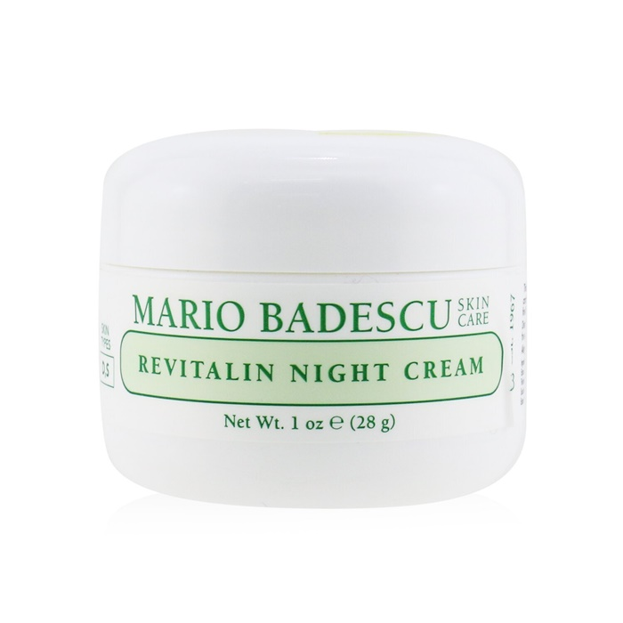 Mario Badescu Revitalin Night Cream - For Dry/ Sensitive Skin Types