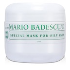 Mario Badescu Special Mask For Oily Skin - For Combination/ Oily/ Sensitive Skin Types