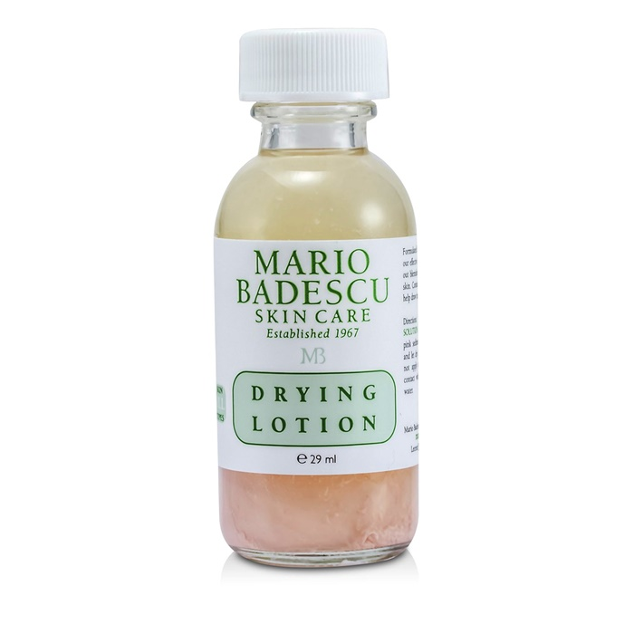 Details About New Mario Badescu Drying Lotion For All Skin Types 1oz Womens Skincare