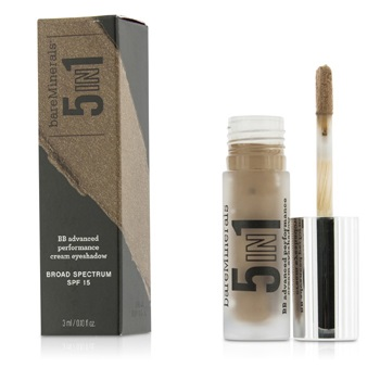 BareMinerals BareMinerals 5 In 1 BB Advanced Performance Cream Eyeshadow Primer SPF 15 - Sweet Spice