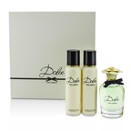 Dolce & Gabbana Dolce Coffret: EDP Spray 75ml/2.5oz + Body Lotion 100ml/3.3oz + Shower Gel 100ml/3.3oz
