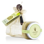 Farmhouse Fresh Fine Sea Salt Body Polish - Citrus Grass