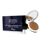 Christian Dior Diorskin Nude Tan Nude Extra Matte Sun Powder (With Kabuki Brush) - # 002 Matte Amber
