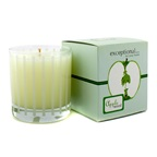 Exceptional Parfums Fragrance Candle - Apple Wood
