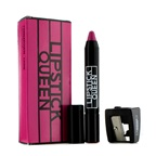 Lipstick Queen Chinatown Glossy Pencil With Pencil Sharpener - # Crime (Sheer Hot Pink)