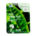 3W Clinic Mask Sheet - Fresh Green Tea