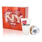 DKNY My NY The Heart Of The City Coffret: EDP Spray 50ml/1.7oz + Body Lotion 100ml/3.4oz