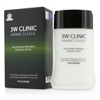 3W Clinic Homme Classic - Moisturizing Freshness Essential Lotion