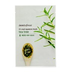 Innisfree It's Real Squeeze Mask - Tea Tree