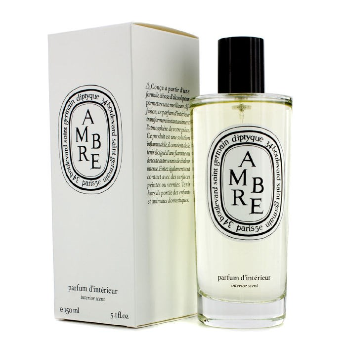 Diptyque Room Spray - Ambre (Amber)