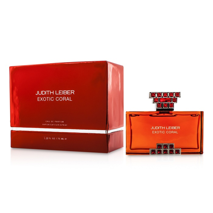 Judith Leiber Exotic Coral EDP Spray