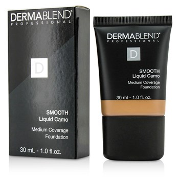 Dermablend Smooth Liquid Camo Foundation (Medium Coverage) - Cafe