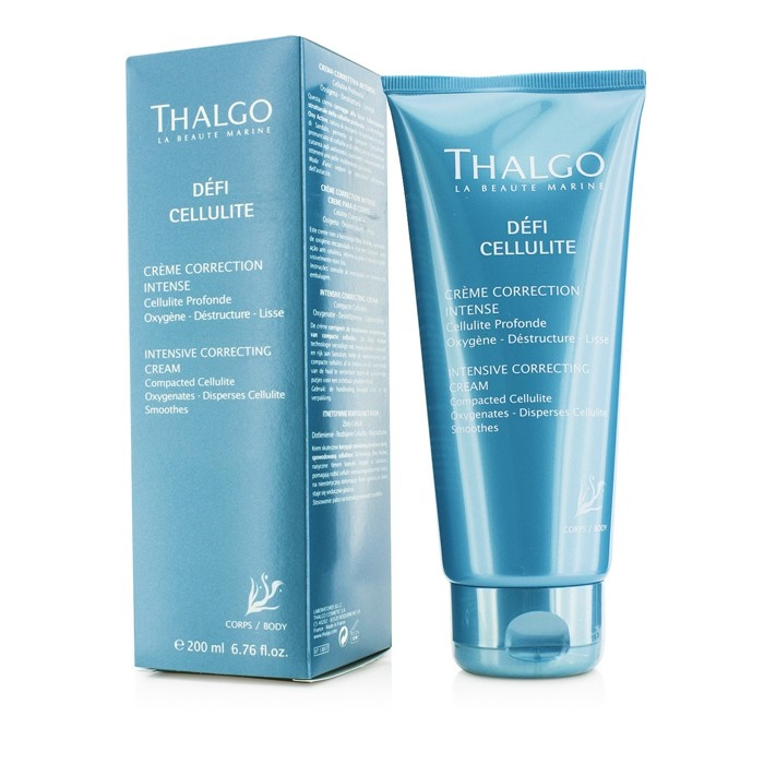 Thalgo Defi Cellulite Intensive Correcting Cream NuFACE Trinity Wrinkle Reducer Attachment