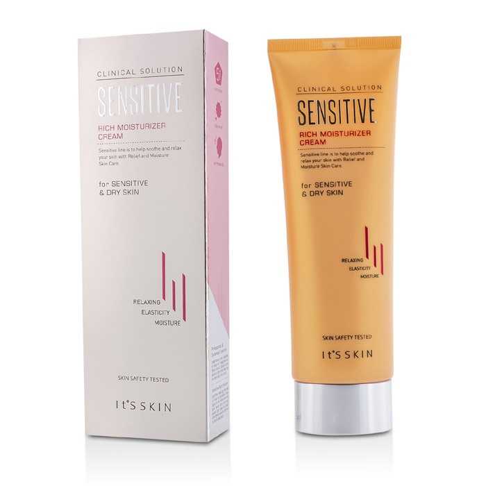 It's Skin Clinical Solution Sensitive Rich Moisturizer Cream