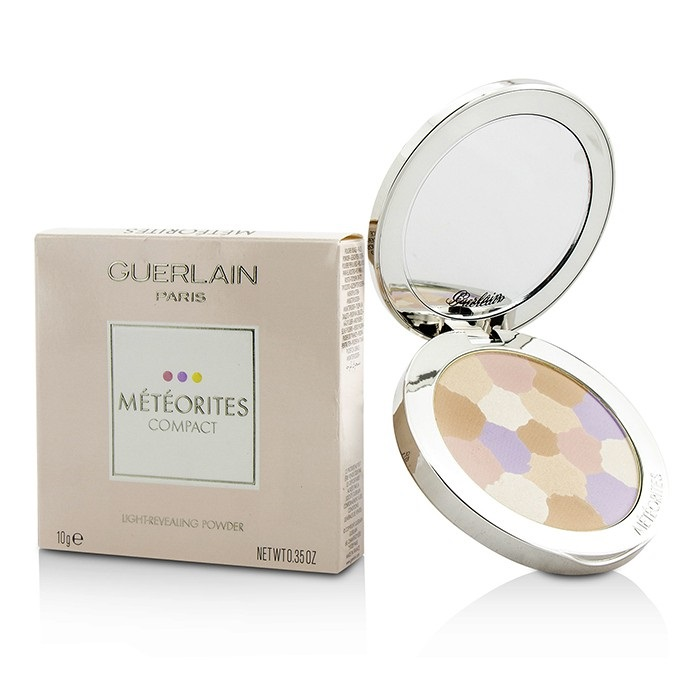 Guerlain Meteorites Compact Light Revealing Powder - # 3 Medium