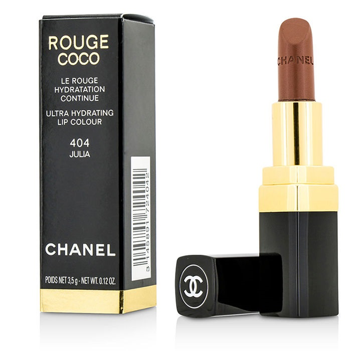 f11d83a23a Chanel Rouge Coco Ultra Hydrating Lip Colour - # 404 Julia Makeup