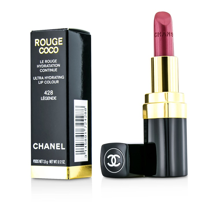 Chanel Rouge Coco Ultra Hydrating Lip Colour -  428 -6629