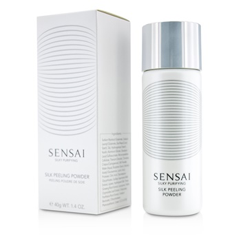 Kanebo Sensai Silky Purifying Silk Peeling Powder (New Packaging)