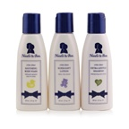 Noodle & Boo Essential Care Kit: Body Wash 59ml/2oz + Shampoo 59ml/2oz + Lotion 59ml/2oz
