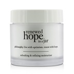 Philosophy Renewed Hope In A Jar Refreshing & Refining Moisturizer