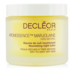 Decleor Aromessence Marjolaine Nourishing Night Balm - Dry to Very Dry Skin (Salon Size)