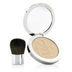 Christian Dior Diorskin Nude Air Healthy Glow Invisible Powder (With Kabuki Brush) - # 020 Light Beige