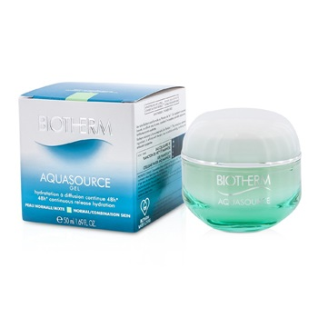 Biotherm Aquasource 48H Continuous Release Hydration Gel (Normal/Combination Skin)