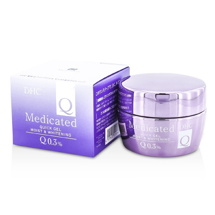 DHC Medicated Q Quick Gel