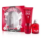 Cacharel Amor Amor Coffret: EDT Spray 100ml/3.4oz + Body Lotion 200ml/6.7oz