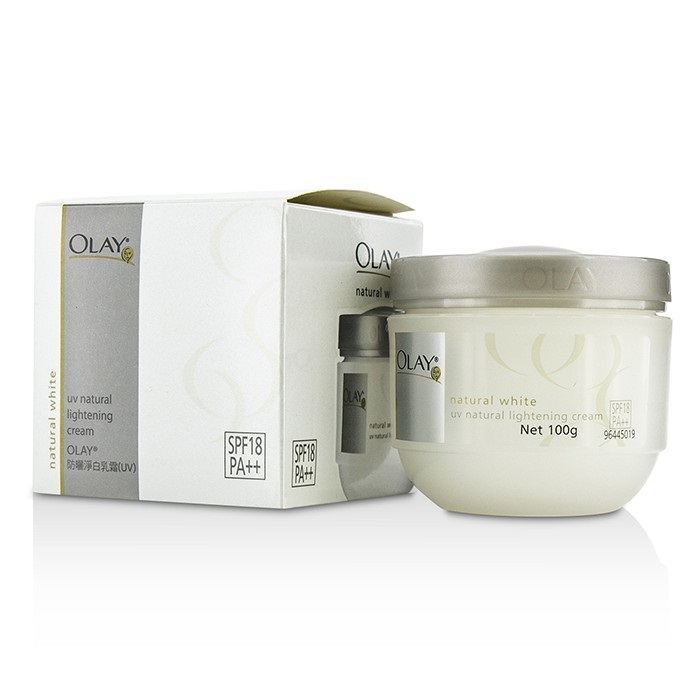Olay Natural White UV Natural Lightening Cream SPF 18