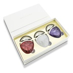 Bvlgari Omnia The Jewel Charms Collection Coffret: Omnia Crystalline + Omnia Coral + Omnia Amethyste