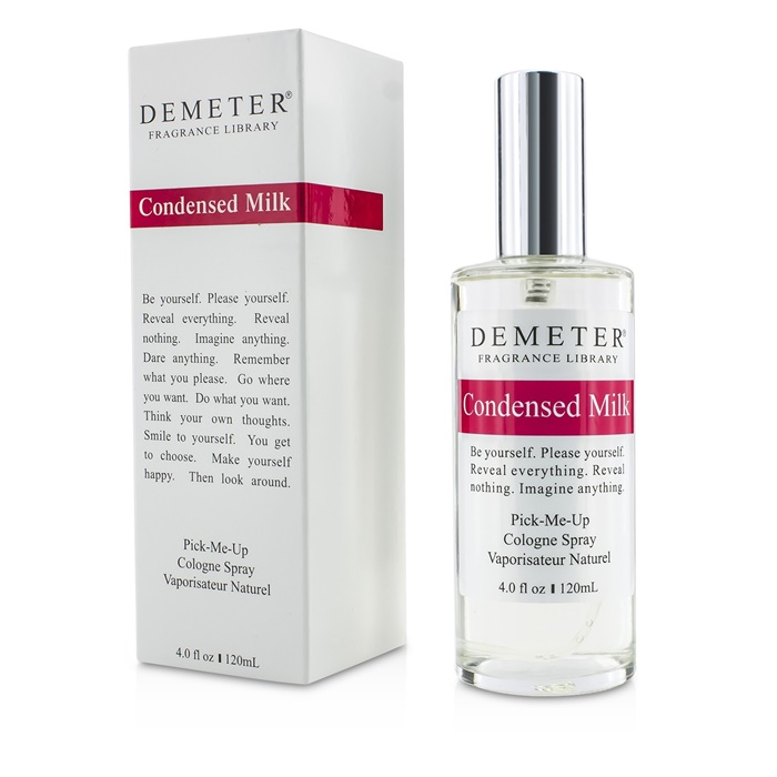 Demeter Condensed Milk Cologne Spray