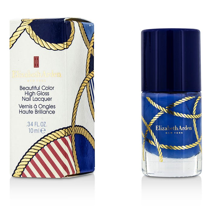 Elizabeth Arden Beautiful Color High Gloss Nail Lacquer - # 01 ...