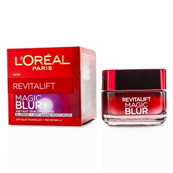 L'Oreal RevitaLift Magic Blur - Blurring & Anti-Aging Moisturiser